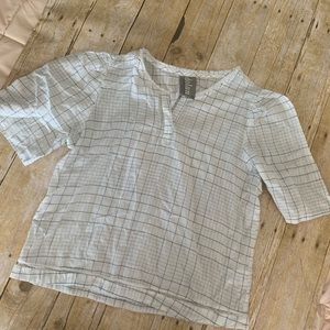 Anthropologie Dolan Left Coast Collection Blouse